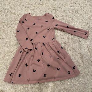 (3) Girls Swing Dress Bundle - 3T